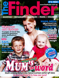 Finder May 12